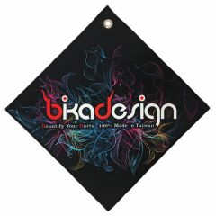 """BIKA Design"" BIKA Design Original Darts Towel"