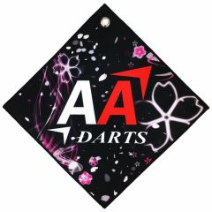 """BIKA Design"" AA darts Original Darts Towel Vol.2 Sakura"