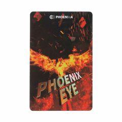 """""""Card"""" Phoenix Card 2019005-Phoenix Eye"""