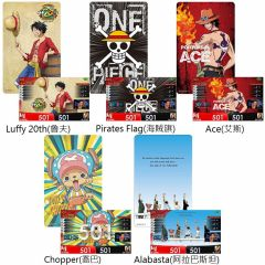 """Limited"" One Piece DARTSLIVE card 2019 Full Set"