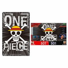 """Limited"" One Piece DARTSLIVE card 2019 - Pirates Flag"