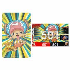 """Limited"" One Piece DARTSLIVE card 2019 - Chopper"