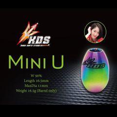 """K.D.S"" K Series Mini U 林吟(Una Lin) Model [2BA]"