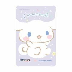 """Limited"" Sanrio Characters DARTSLIVE card - Cinnamoroll Purple"