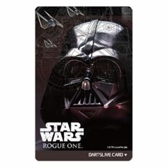 """Limited""  STAR WARS rogue one DARTSLIVE card B-01"