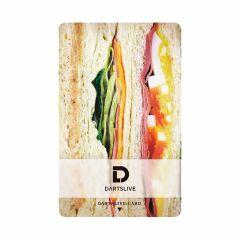 """Card"" DARTSLIVE CARD #043-19"