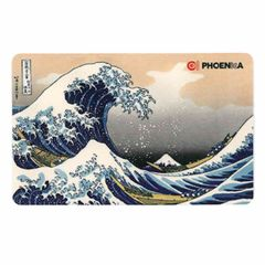 """Limited"" Phoenix Card PHOENicA 鳳凰卡片 Japanese style-神奈川沖浪裏"