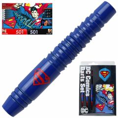 """DARTSLIVE"" DC Comics Darts Set Superman [2BA]"