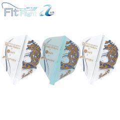 """Fit Flight AIR"" COSMODARTS × 大城正樹 (Masaki Oshiro) × DartsHive 2019 CHAMPION Model [Shape]"