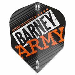 """TARGET"" BARNEY ARMY Raymond van Barneveld Model [Shape]"