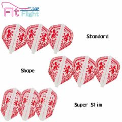 """Fit Flight "" Printed Series COSMO DARTS CREST [Standard/Shape/Super Slim]"