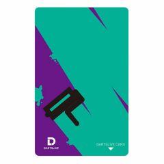 """Card"" DARTSLIVE CARD #044-12"