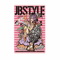 """Limited"" JBstyle DARTSLIVE CARD 卡片 201912 - No.04"