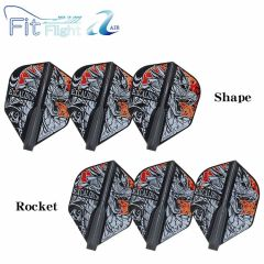 """Fit Flight AIR"" COSMO DARTS David Cameron ver.2 Model [Shape/Rocket]"