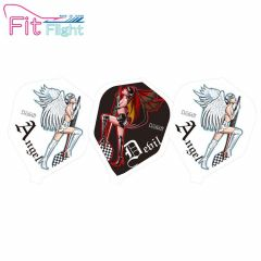 """Fit Flight"" DCRAFT Angel & Devil Girl [Shape]"