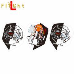 """""""Flight-L"""" DCRAFT Angel & Devil Twin [Shape]"""