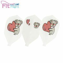 """""""Fit Flight"""" DCRAFT 無尾熊 (Koala) [Shape]"""