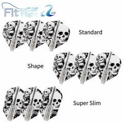 """Fit Flight AIR"" COSMO DARTS Printed Series Skull [Standard/Shape/Super Slim]"