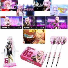 """Limited"" ""Dartslive"" Project DIVA Future Tone DX「LUKA」[2BA] 【Goes on sale Nov. 5th 21:30~(TW, HK, SG time)】"