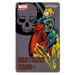 """Limited"" Discontinued MARVEL HEROS DARTSLIVE CARD ⑥"