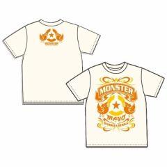 """""""Monster"""" MAYO CHEEP★CHEEP 森田真結子(Mayuko Morita) model T-shirt"""