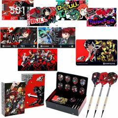 """Limited"" ""DARTSLIVE"" Persona 5 The Royal Darts Set [2BA]"