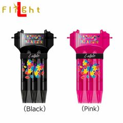 """""""L-style"""" KRYSTAL ONE Fallon Sherrock Ver.2 Black/Pink Model case"""