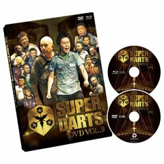 """Limited"" SUPER DARTS DVD Vol.9 (2018)"