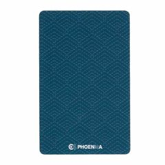 """Limited"" Phoenix Card PHOENicA 鳳凰卡片 Japanese style-Blue"