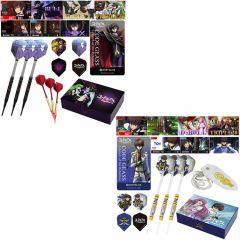 """Limited"" Code Geass 反叛的魯路修 Darts set 飛鏢套組 全套 Full Set"