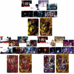 """Limited"" DARTSLIVE Card 真・女神転生III NOCTURNE HD REMASTER Full set"
