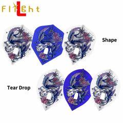 """""""Flight-L"""" PRO 金子憲太 (Kenta Kaneko) ver.2 MIX model [Shape/TearDrop]"""