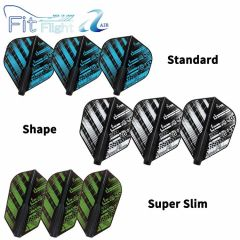 """Fit Flight AIR"" Printed Series Cyborg Feather [Standard/Shape/Super Slim]"