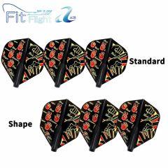 """""""Fit Flight AIR"""" Printed Series JANKEN [Standard/Shape]"""