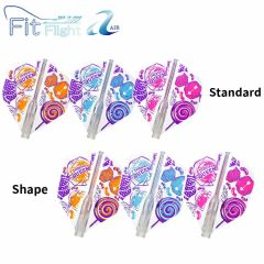 """Fit Flight AIR"" COSMO DARTS Juggler Queen Candy [Standard/Shape]"