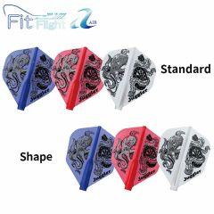 """Fit Flight AIR"" COSMO DARTS Juggler Kraken [Standard/Shape]"