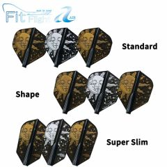 """Fit Flight AIR"" Printed Series MOON and SUN [Standard/Shape/Super Slim]"