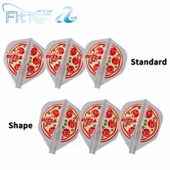 """Fit Flight AIR"" Printed Series PIZZA [Standard/Shape]"