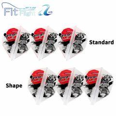 """Fit Flight AIR"" Printed Series SAMURAI [Standard/Shape]"