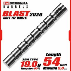"""Yoshimura"" BLAST 2020 [2BA] (arriving in 2-4 days)"