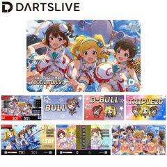 """""""Limited"""" DARTSLIVE Card THE IDOLM@STER MILLION LIVE! 偶像大師 百萬人演唱會!「巨蟹座」"""