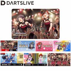"""""""Limited"""" DARTSLIVE Card THE IDOLM@STER MILLION LIVE! 偶像大師 百萬人演唱會!「D/Zeal」"""