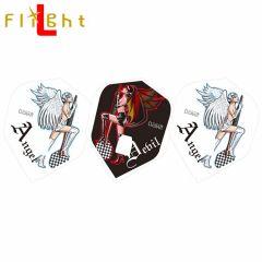 """Flight-L"" DCRAFT Angel & Devil Girl [Shape]"