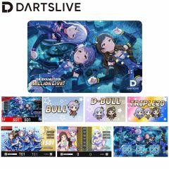 """""""Limited"""" DARTSLIVE Card THE IDOLM@STER MILLION LIVE! 偶像大師 百萬人演唱會!「EScape」"""