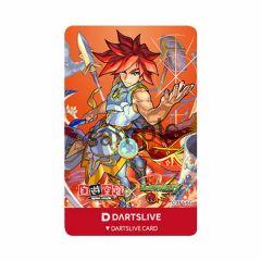 """""""Limited"""" DARTSLIVE CARD Monster Strike Excalibur"""