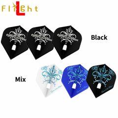 """Flight-L"" PRO Fallon Sherrock ver.3 Lily Black/Mix model [Standard]"