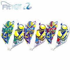 """Fit Flight AIR"" COSMO DARTS FB Leung 2 model [Shape]"