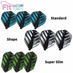 """Fit Flight"" Printed Series Cyborg Feather [Standard/Shape/Super Slim]"
