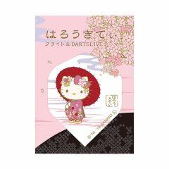 """DARTSLIVE"" Hello Kitty Flight & Theme"