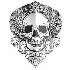 """TARGET"" INK VISION ULTRA Gray <335480> [Shape]"